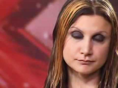 X Factor - Worst Auditions (Evil Rachel)