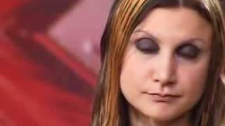 X Factor - Worst Auditions (Evil Rachel)