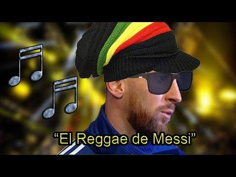 El viral reggae de Leo Messi