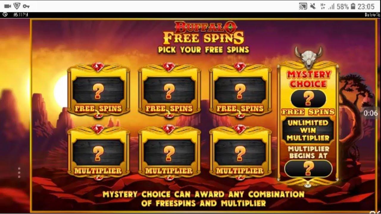 Buffalo Rising Megaways Slot Jackpots William Hill Vegas Bonuses Game Slot Free Spins Youtube