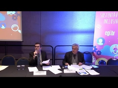 [VI Fórum da Internet no Brasil] Trilha 4: Inovação e Capacitação Tecnológica (1/3)