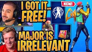 Streamers GET & React to the *NEW* Major Lazer Bundle! - Fortnite Best Moments