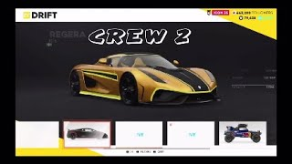 Showing you guys my cars(crew 2)