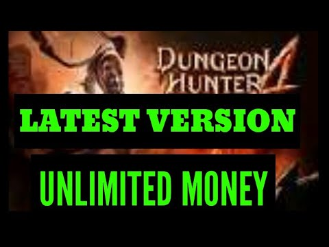Dungeon Hunter 4 Mod Download|Unlimited Gems|Latest Version!!!