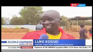 ZILIZALA VIWANJANi: Mwanariadha aliye staafu Luke Kipkosgei