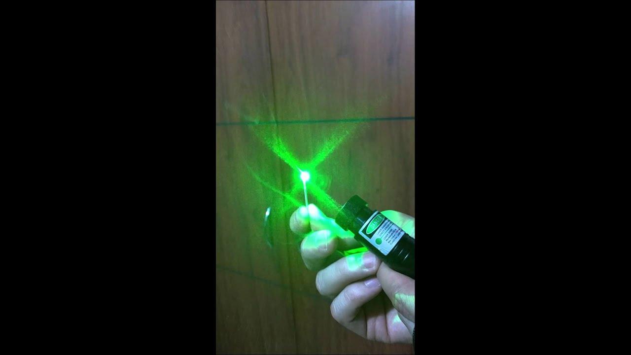 Super láser 10.000mW hasta 10Km enciende fosforo