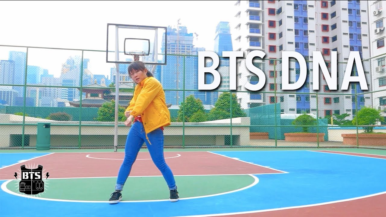 BTS (방탄소년단) 'DNA' Dance Cover [Charissahoo]