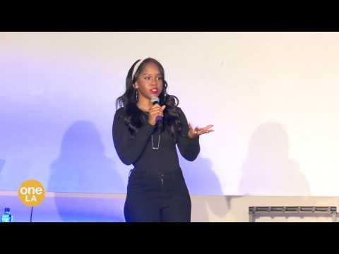 """Mission Unstoppable: Part 2"" - Sarah Jakes Roberts"