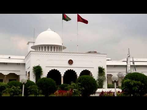 BANGABHABAN || The President House of Bangladesh