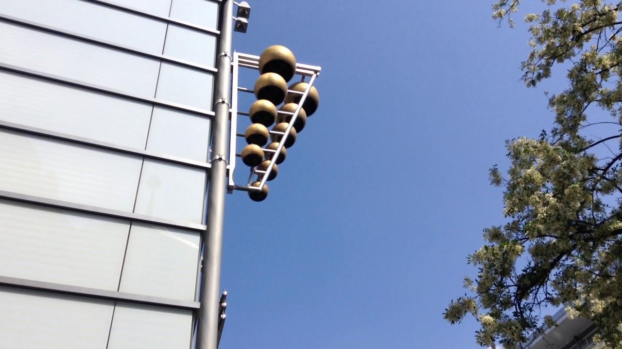 Nürnberg N Altstadt Glockenspiel Am City Point Nürnberg Youtube