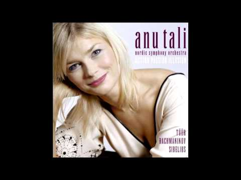 Anu Tali - Action (composed by Erkki-Sven Tuur)