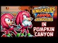 Knuckles And Knuckles In Pumpkin Canyon Sonic Mania Mod Showcase mp3