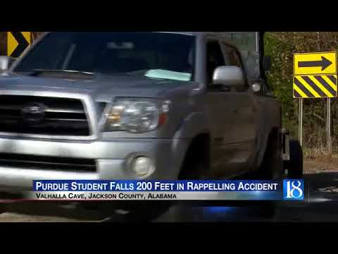 Purdue Student Falls 200 Feet In Rappelling Accident