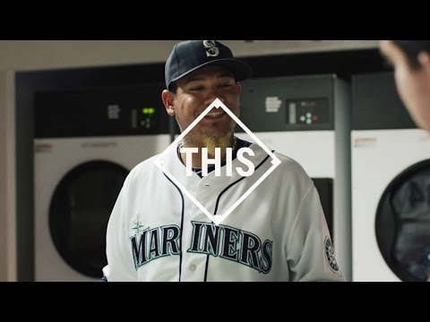#THIS | Felix Hernandez is Nice
