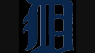 Detroit Tigers Logos from 1901 present