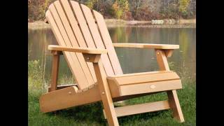 Adirondack Chairs: Patio, Lawn & Garden Classic Adirondack Chair Collection