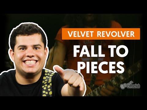 Fall To Pieces - Velvet Revolver (aula de guitarra)