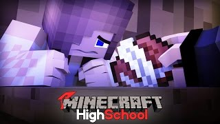 Divorce | Minecraft HighSchool [S9: Ep.12 Minecraft Roleplay Adventure]