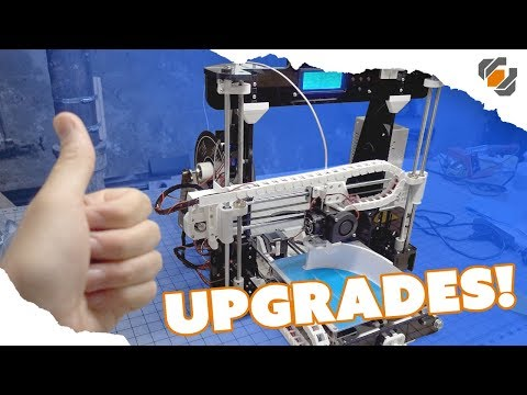Make a Cheap 3D Printer Better - Anet A8 Print Quality Upgrades