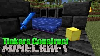 Tinkers Construct Part 1/2 - Minecraft Mod