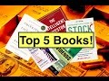 Top 5 Best Investment Books | EXTRA! #2