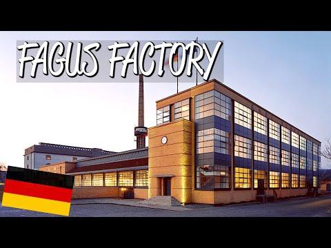 Fagus Factory - UNESCO World Heritage Site