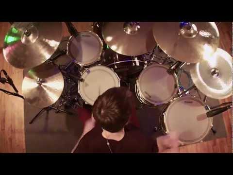 Running Away - Jon Fleck (Hoobastank Drum Cover)