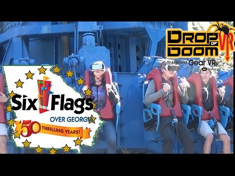 Six Flags Over Georgia Review