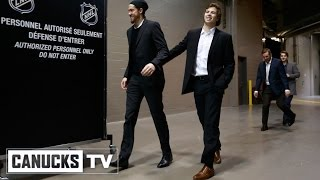 Ben Hutton on Road Life as Rookie - One Minute With