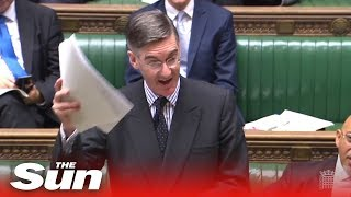 Brexit deal given seal of approval from Jacob Rees-Mogg