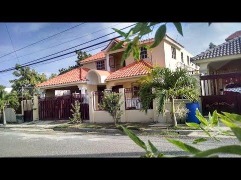 Casa En Venta En Santiago De Los Caballeros Republica Dominicana 20919