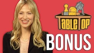 Beth Riesgraf extended interview from Dixit - TableTop ep 12