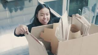Ергономічність короткометражний фільм: AMBANG [Arsitektur інтер'єру УІ]