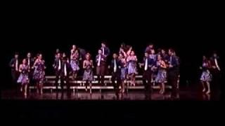 Los Alamitos High School Show Choir - Freddie Said 2003
