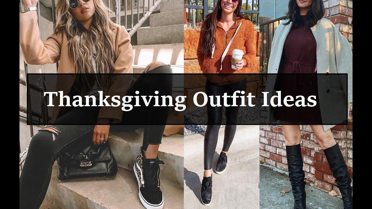 Thanksgiving Outfits 2020 | Thanksgiving Outfits Ideas