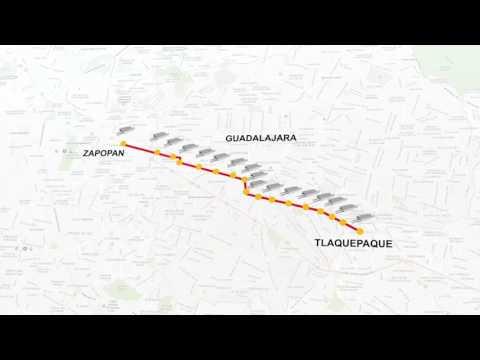 Tren Eléctrico de Guadalajara 2