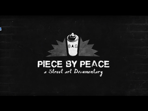 The Back Alley Gallery – Piece by Peace – A Street Art Documentary.