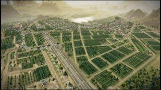 Simcity #39 - Interesting Farm Layout