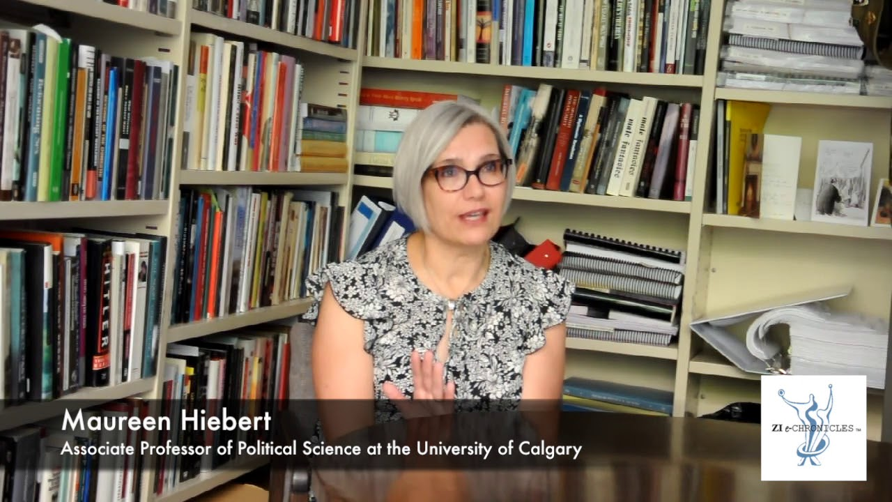 An Interview with Prof. Maureen Hiebert: Truth and Reconciliation Commission