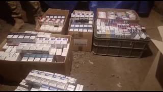 Правоохоронці виявили незаконне накопичення підакцизних товарів