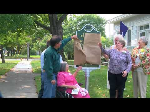 Charles Brotherton House receives historical recognition