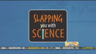 Slap You with Science: Space Junk Found