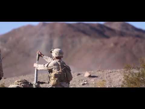 Steel Knight 2017: 1st Battalion, 7th Marine Regiment Live-fire Assault