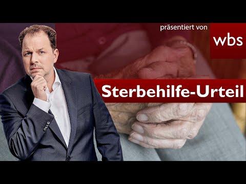 Sterbehilfe-Verbot gekippt: Recht auf Sterben? | Rechtsanwalt Christian Solmecke