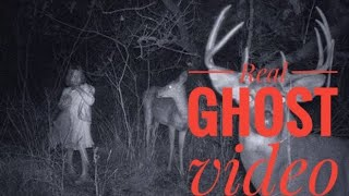 REAL GHOST CAUGHT ON TAPE ! HD Scary Footage