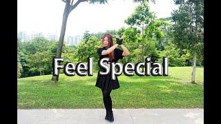 트와이스  (TWICE) - Feel Special Dance Cover by Jasmine 재스민