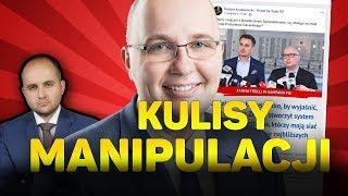 Zobacz KULISY MANIPULACJI - jak Platforma Obywatelska posługuje się fake newsami!