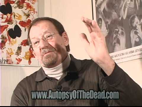 Bill Hinzman AUTOPSY of the DEAD Deleted Interview Clip Night Of The Living Dead The Crazies