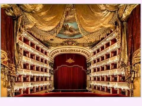 Salle Garnier - L'Opéra de Monte-Carlo-Opera House-蒙特卡洛 - 歌剧院赌场