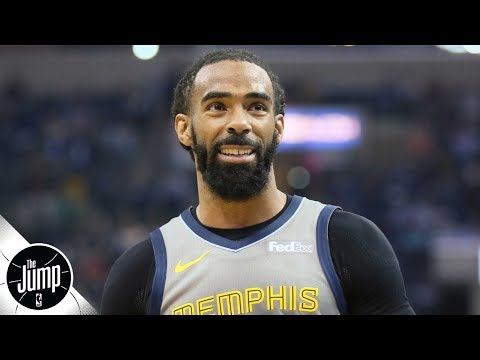 Mike Conley Trade To Jazz Reaction: Did The Grizzlies Get Enough?   The Jump